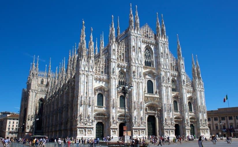 أهم الأماكن في ميلانو
