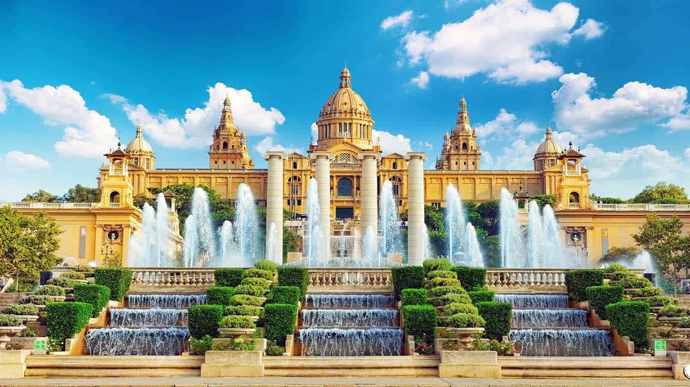 اجمل مدن اسبانيا