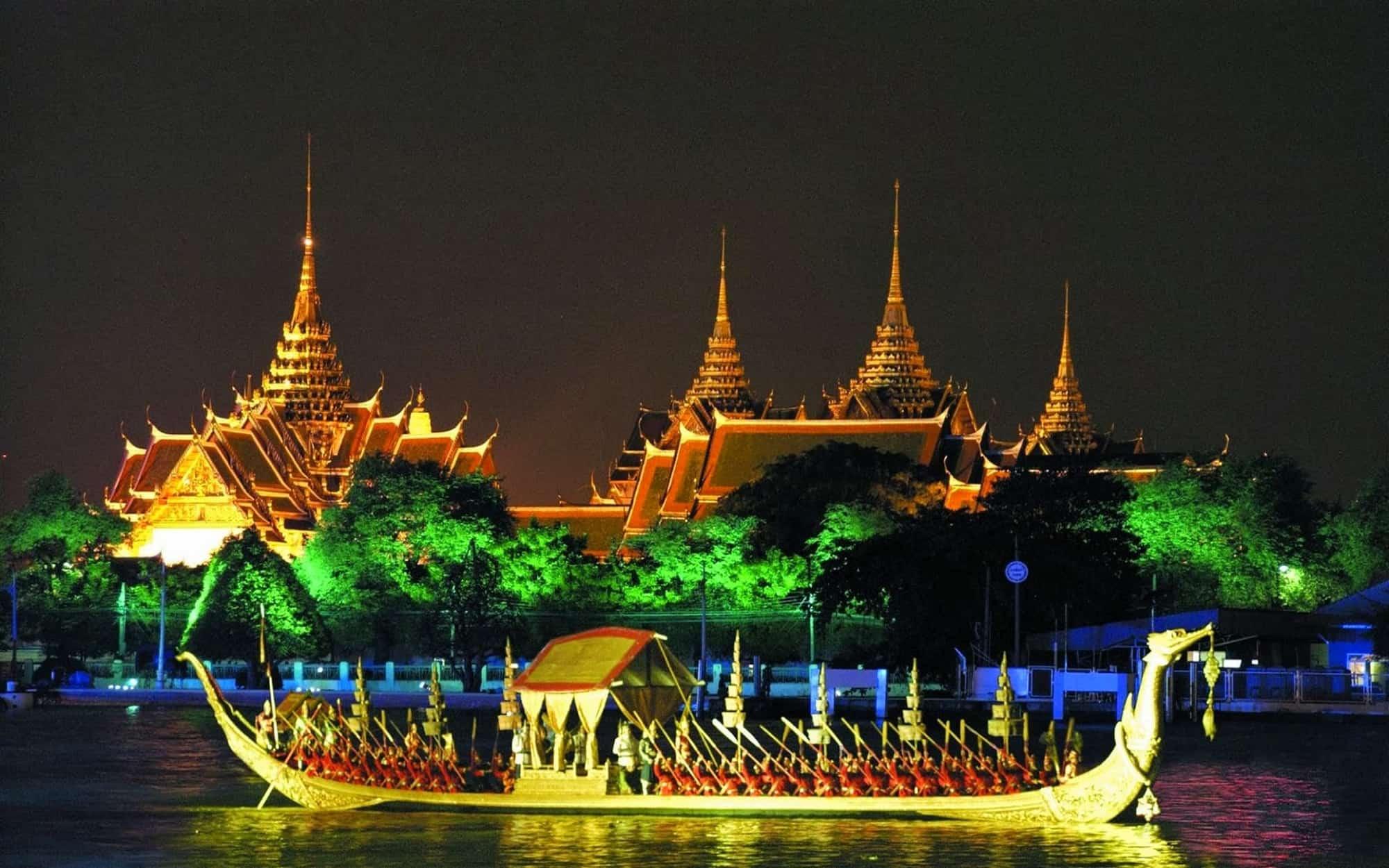 الأماكن السياحية في بانكوك تايلاند