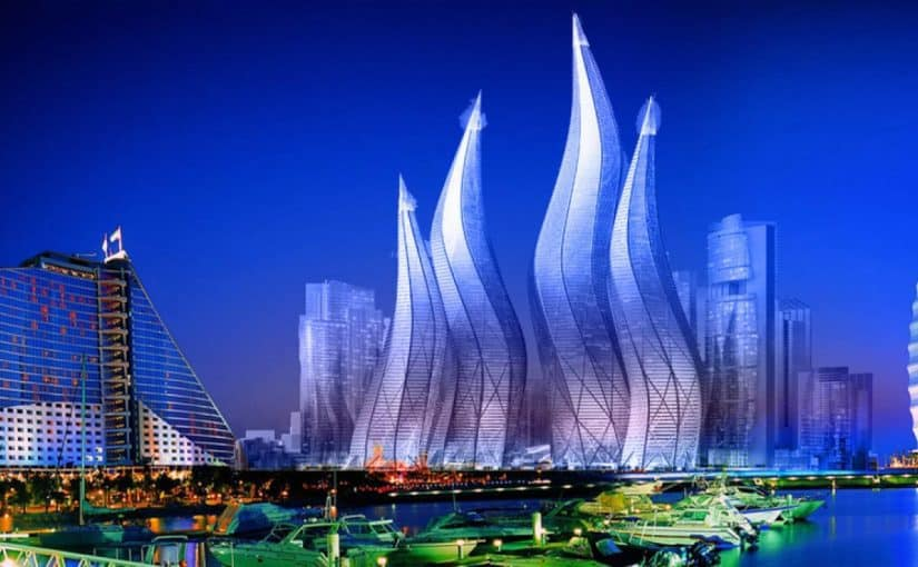 الأماكن السياحية في دبي