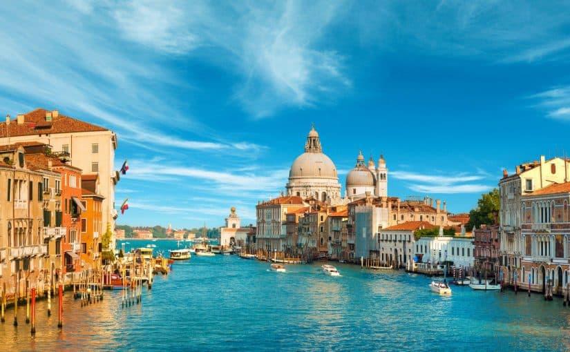 الأماكن السياحية في فينيسيا