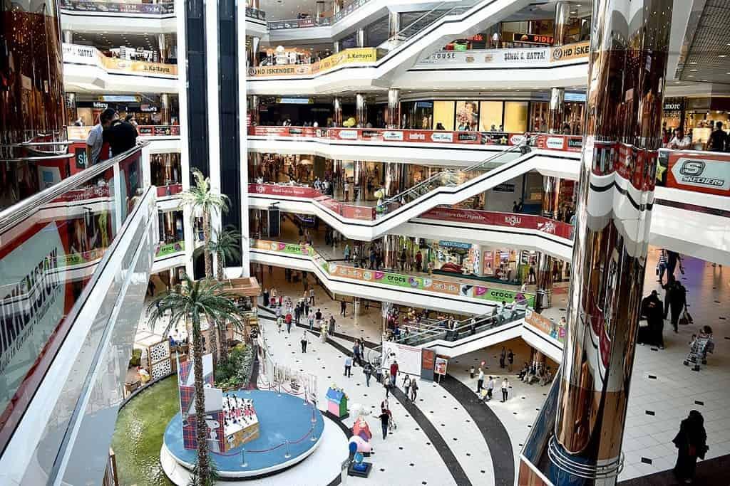 التسوق في تركيا إسطنبول