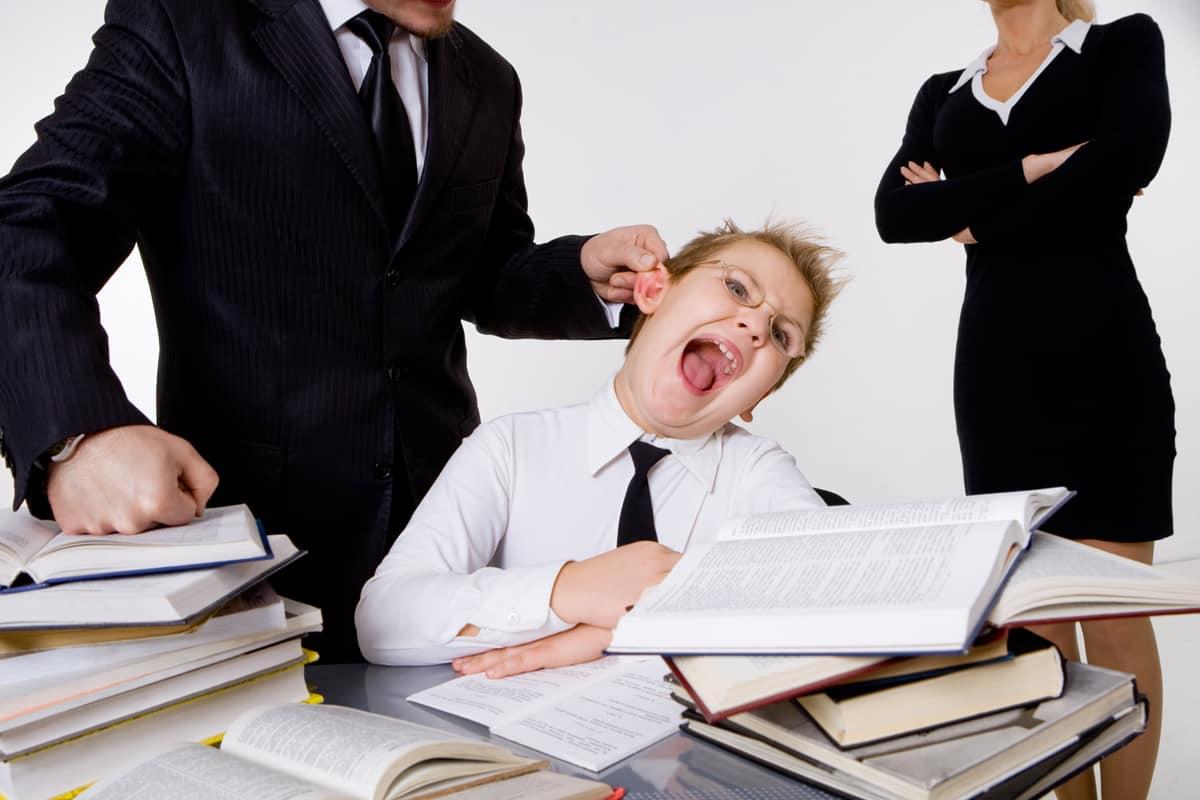 العنف المدرسي أسبابه وطرق علاجه