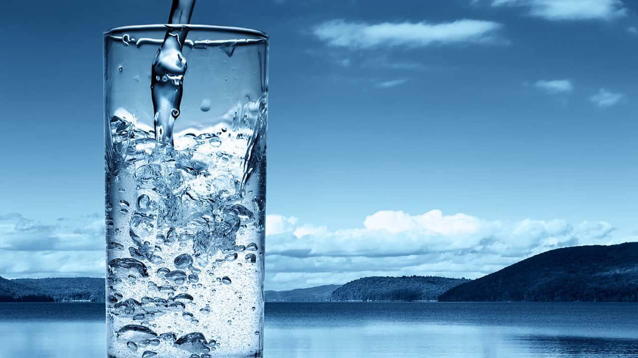الماء في المنام