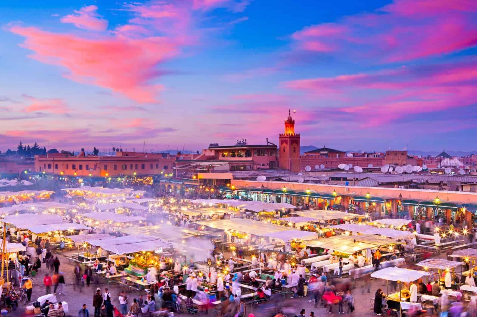 المناطق السياحية الداخلية في المغرب