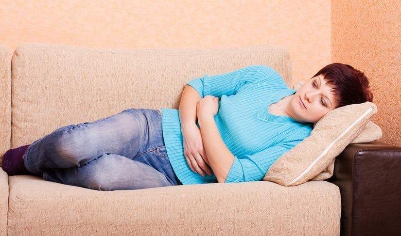 تبقى 15 يوم من الدورة الشهرية ماهي عوارض الحمل