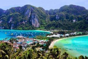 جزيرة كوساموي في تايلاند