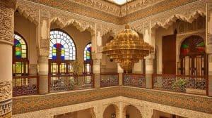 متحف الفنون والحرف الخشبية في مدينة فاس المغرب