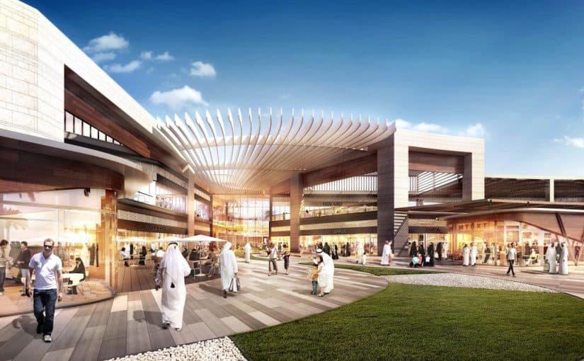 أفضل مولات الرياض الجديدة موسوعة