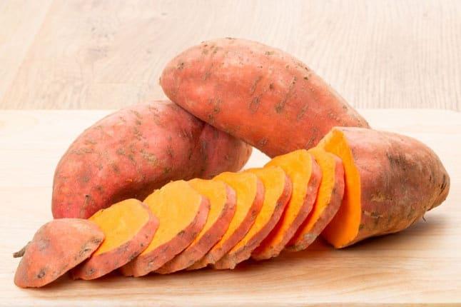 هل البطاطا بتخن