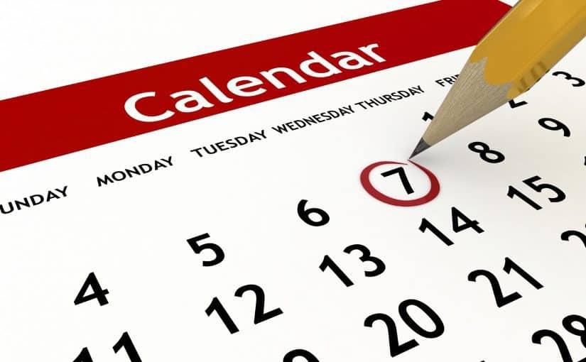 هل عدد الأيام في الأشهر الميلادية ثابتة