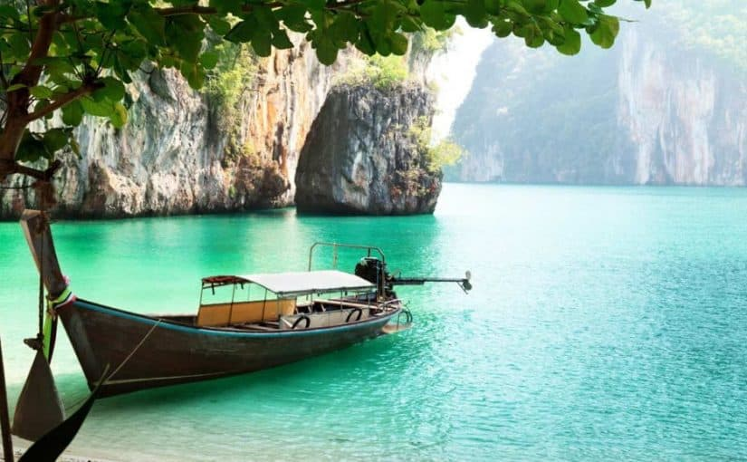 أحلى الأماكن في تايلاند