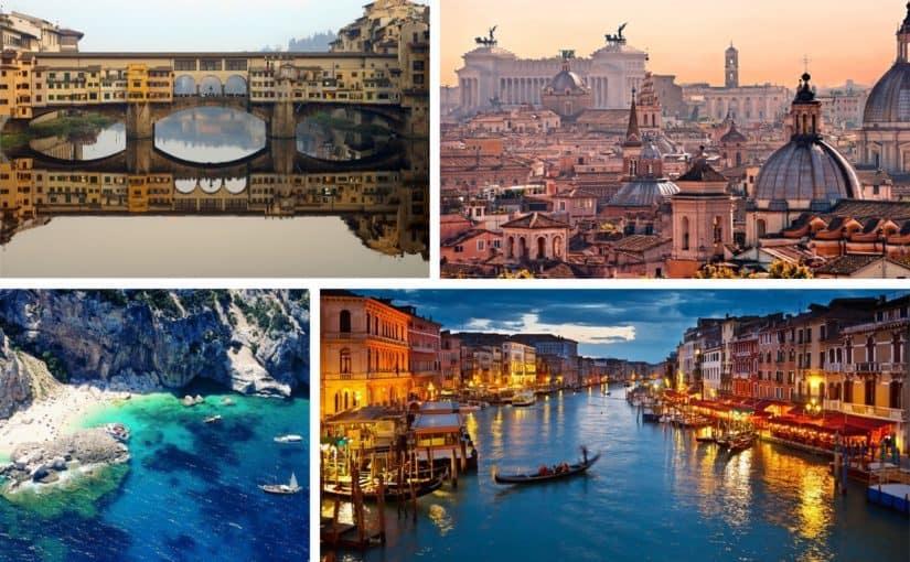 أجمل اماكن السياحة في ايطاليا