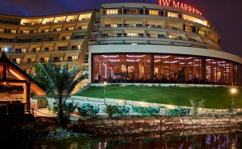 افضل فنادق القاهرة 2018