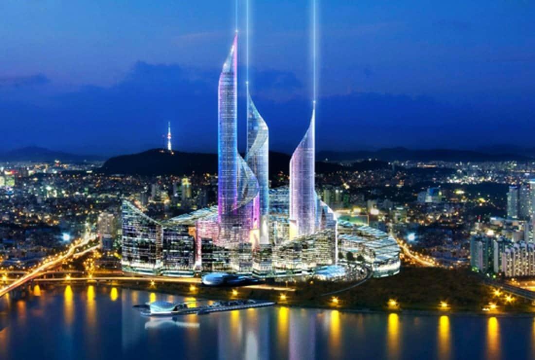 الأماكن السياحية في كوريا