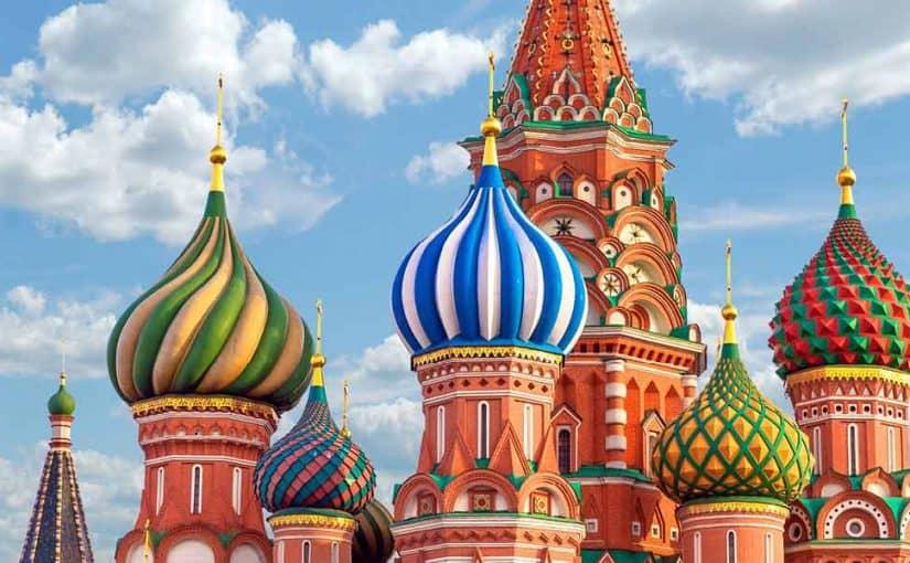 السياحة بروسيا