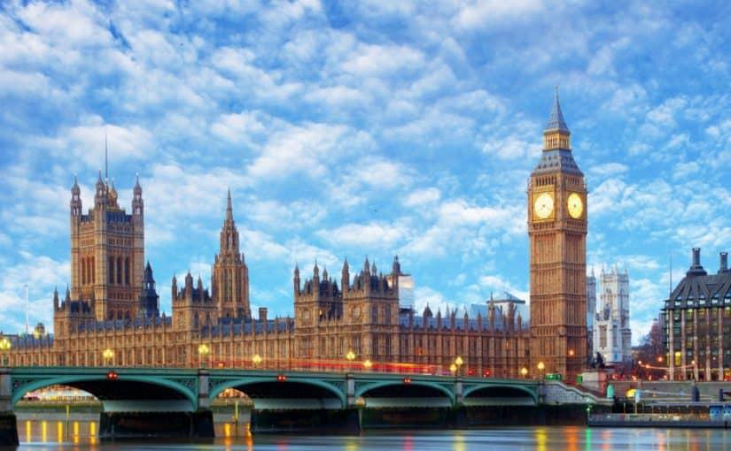 المعالم السياحية في England