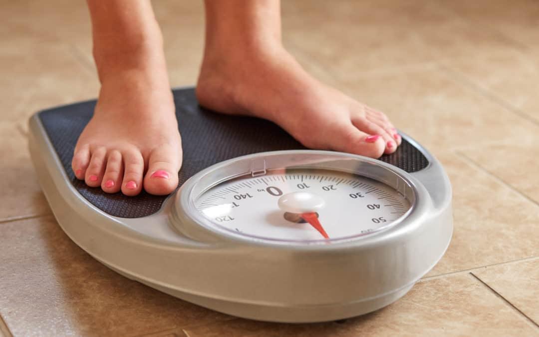 طريقة حساب الوزن المثالى
