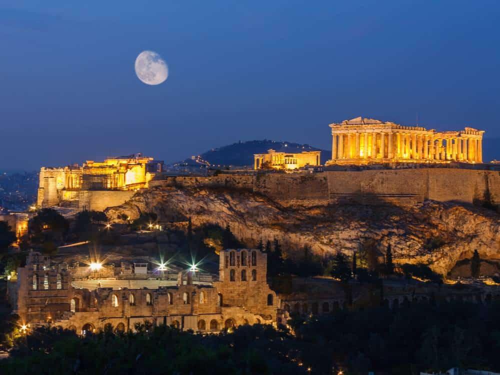 b22f05da6f371 السياحة في اليونان أثينا - موسوعة