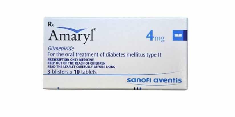 دواعي استعمال دواء السكر اماريل واهم التحذيرات موسوعة