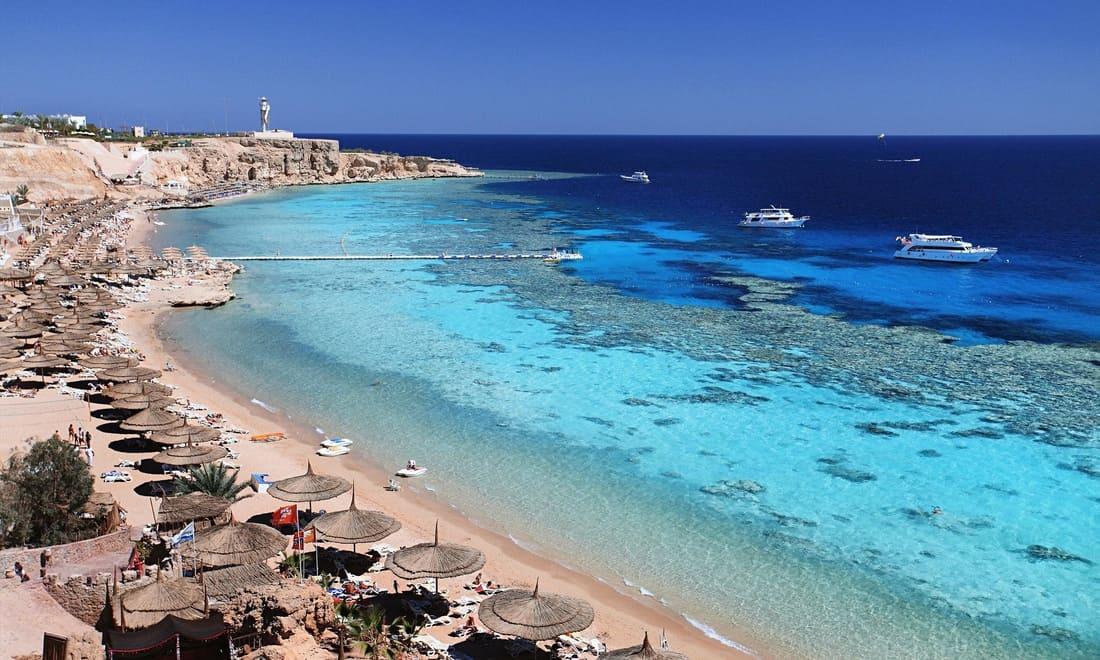 شرم الشيخ الأماكن السياحية