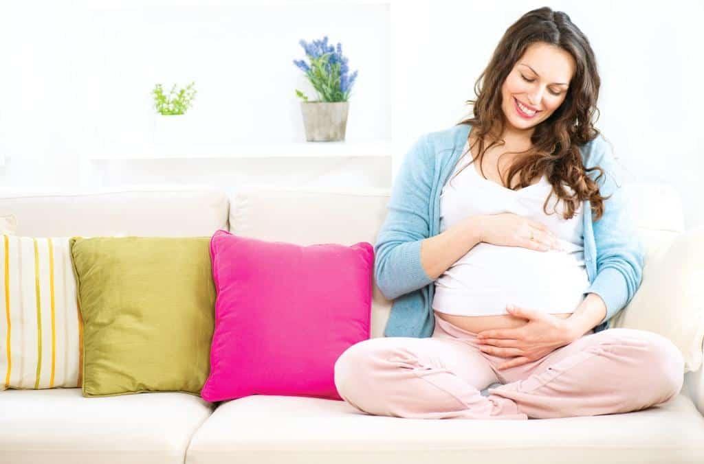 علامات الحمل أثناء الرضاعة