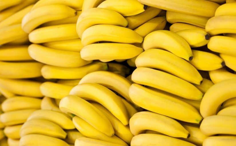 فوائد الموز للجسم والصحة