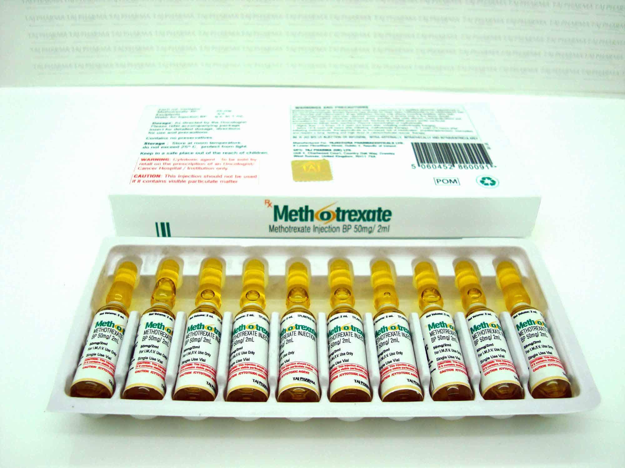 كيفية استخدام methotrexate للإجهاض