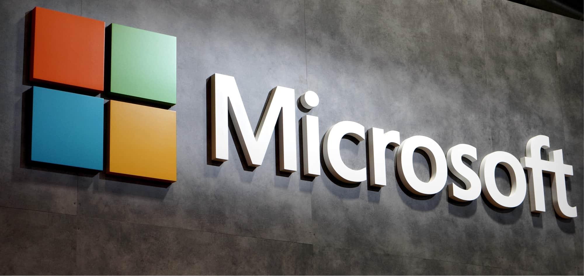 متطلبات العمل في شركة مايكروسوفت