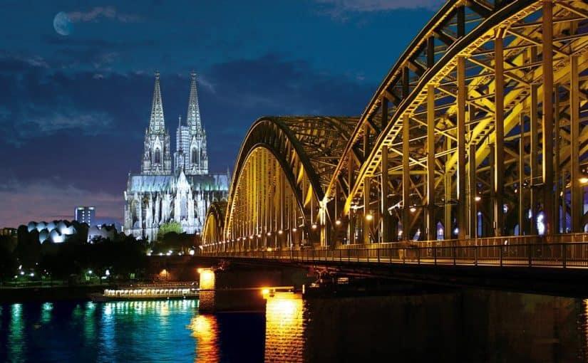 مدينة كولن الألمانية