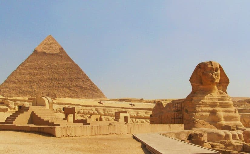 معالم القاهرة