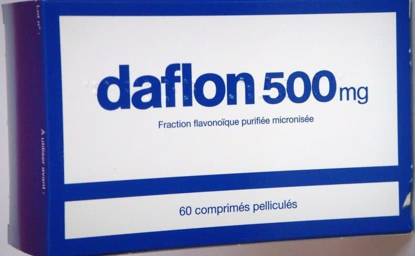 daflon 500 mg استخدامات