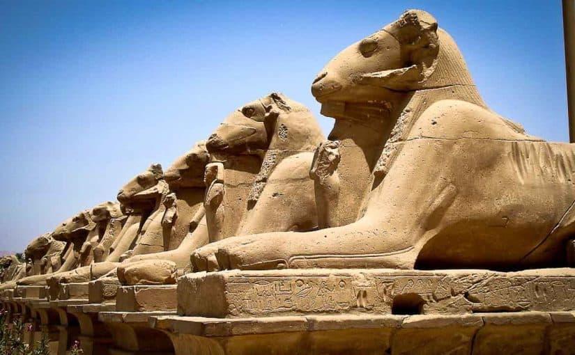 أسماء المدن السياحية في مصر