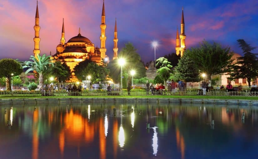 أماكن سياحية في تركيا إسطنبول