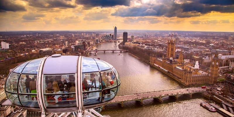 أماكن في لندن