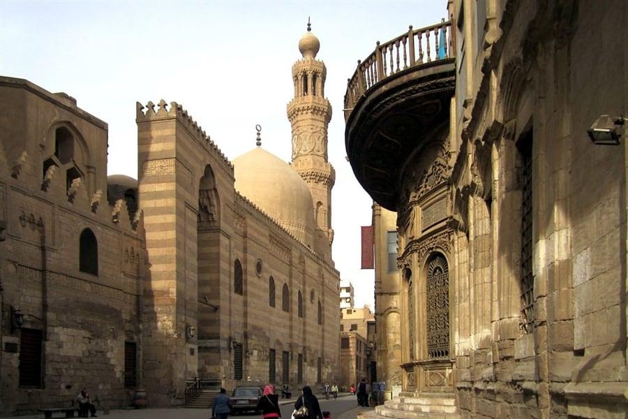 أماكن قديمة في القاهرة