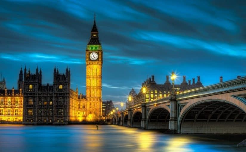 افضل أماكن في لندن