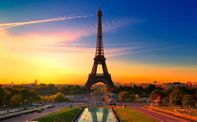 افضل مناطق سياحية في باريس