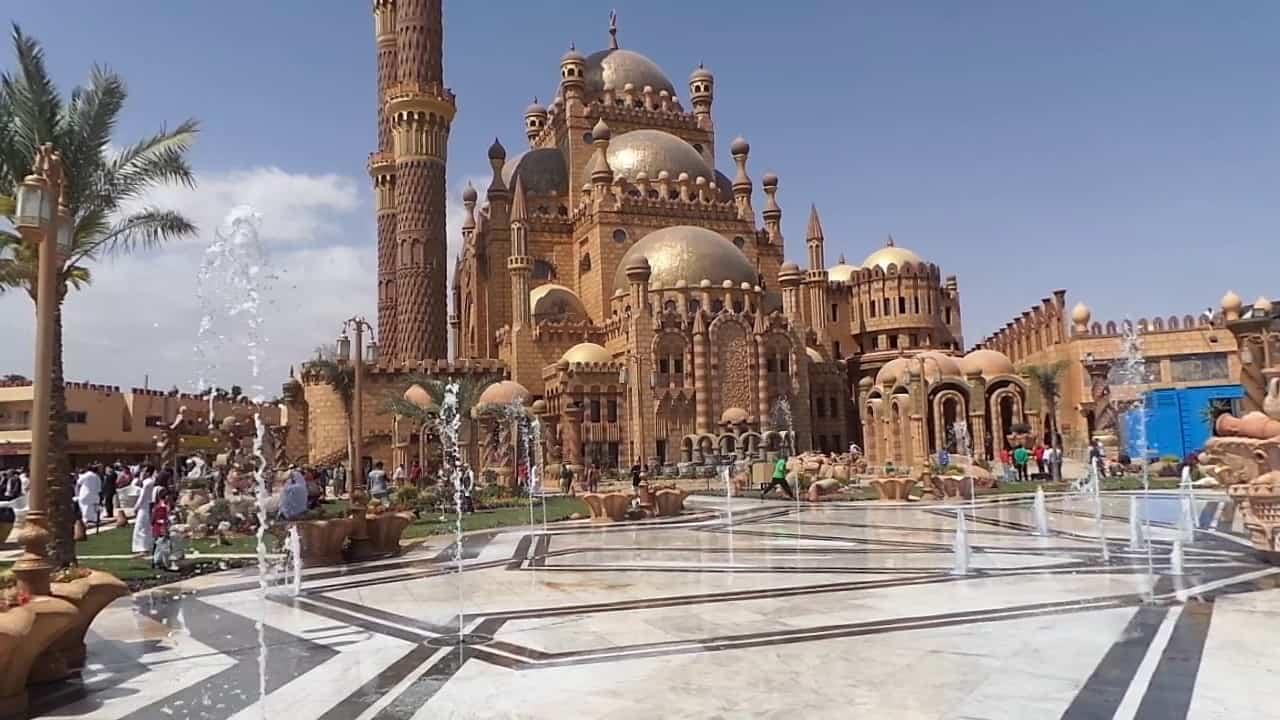 الأماكن السياحية بشرم الشيخ