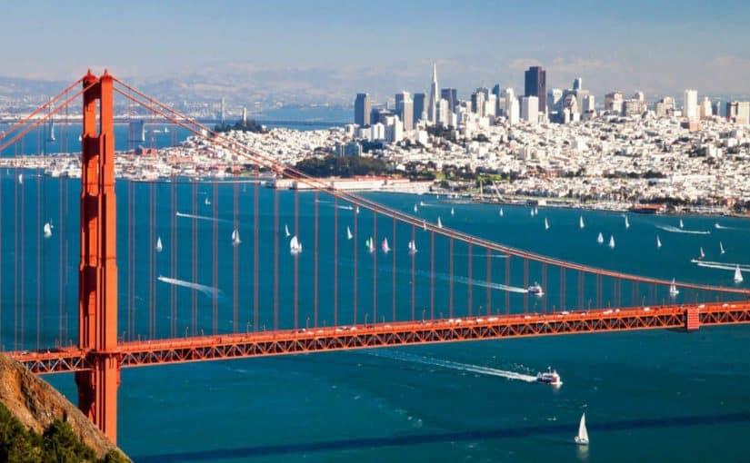 الأماكن السياحية في سان فرانسيسكوا