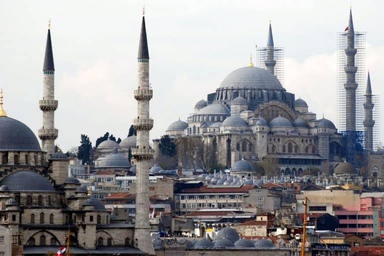 المسجد السليماني