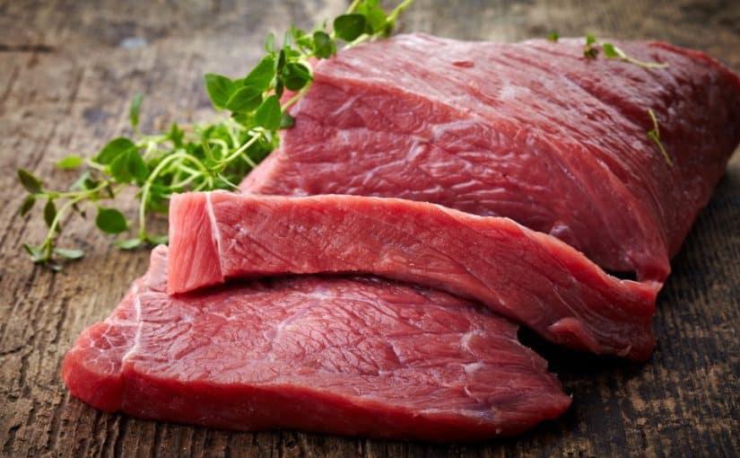 رؤية اللحم النيء في المنام للحامل موسوعة