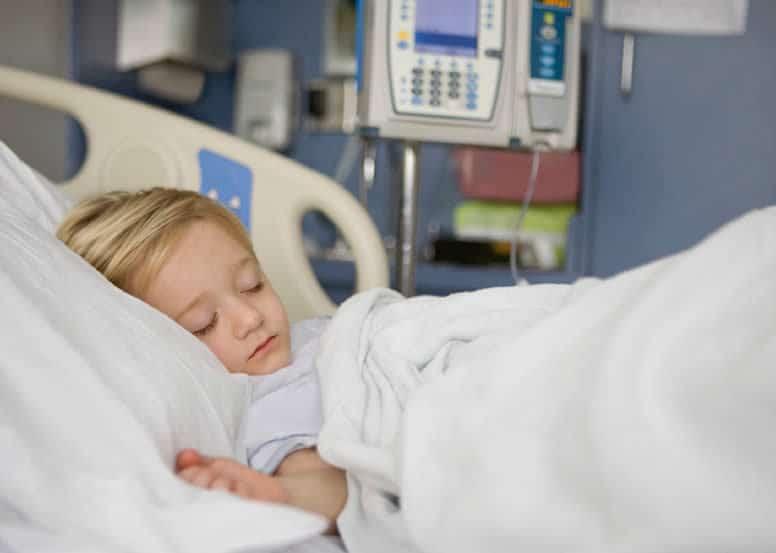 مدة شفاء الإلتهاب الرئوي للأطفال