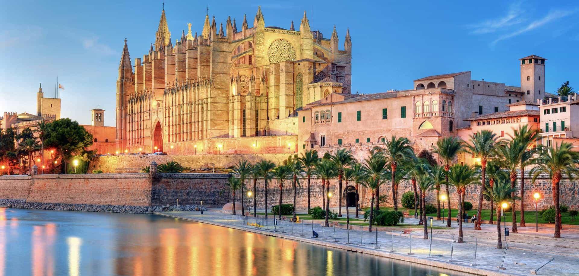 مكان جميل في أسبانيا
