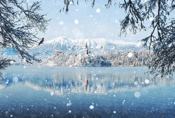 إذاعة عن الشتاء
