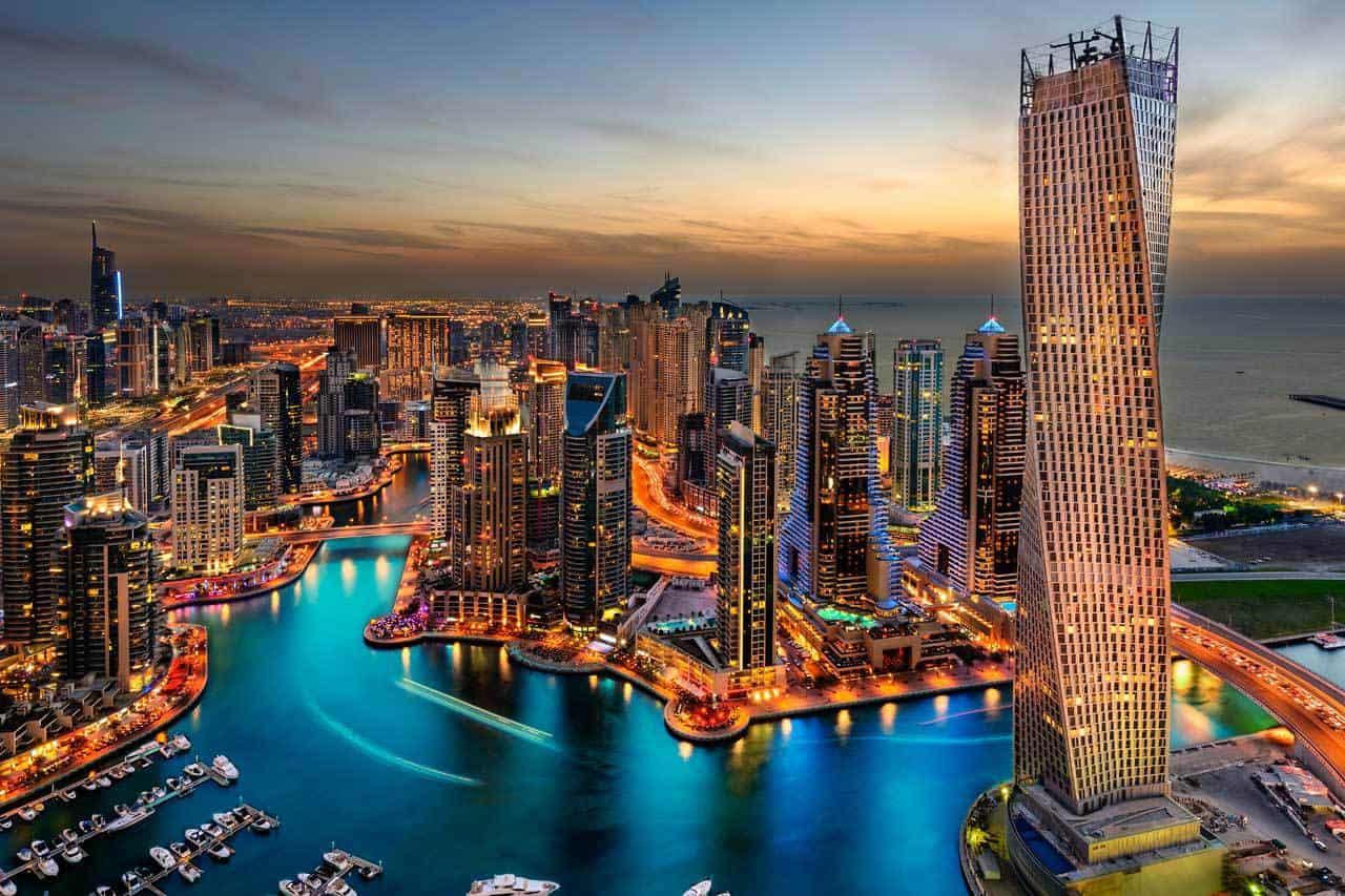 اهم المعالم في دولة الإمارات