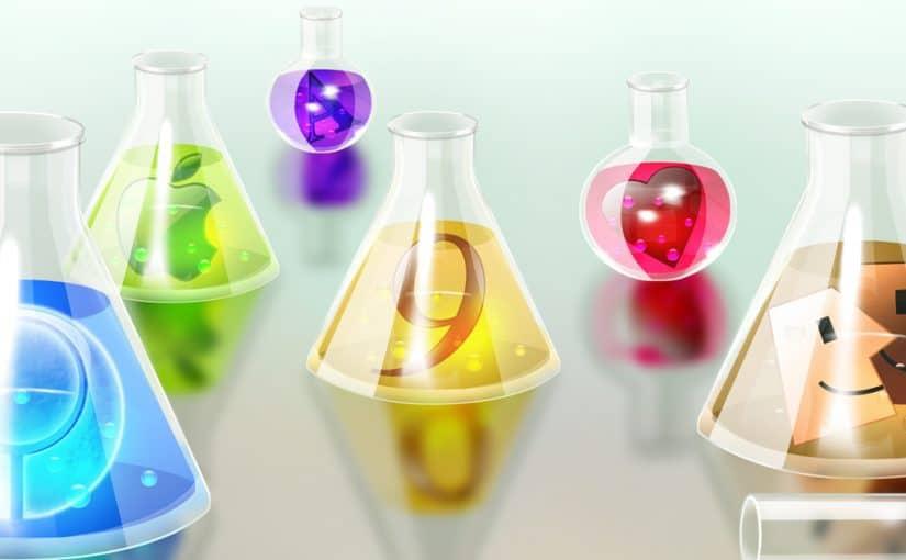بحث كيمياء ثاني ثانوي