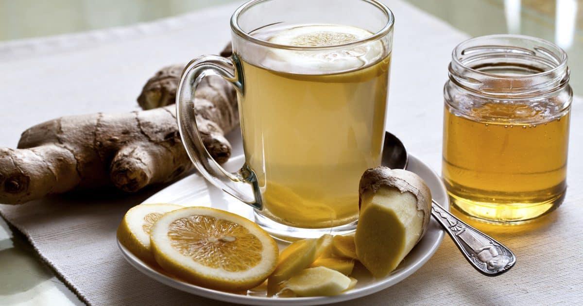 شاي رجيم