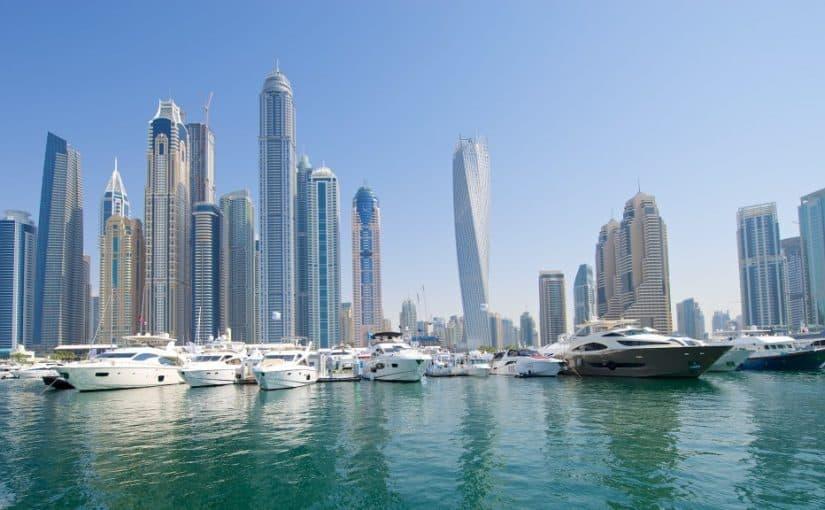 لماذا دبي غنية