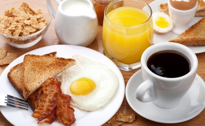 مطويات جاهزة عن الفطور الصحي